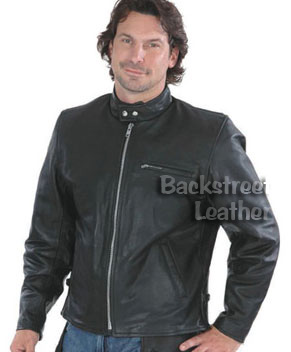 Premium Scooter Jacket - Tall