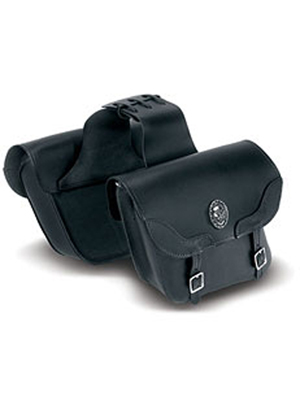 Slant Throw-over Saddlebag