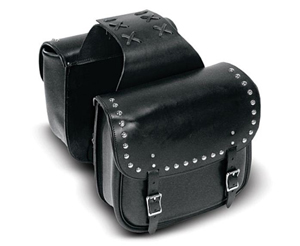 Heavy Duty Throw over Saddlebag