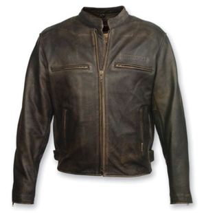 Men's Crazy Horse Jacket