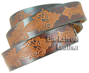 Design 139 Embossed Belt