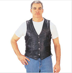 Men's Gun Pocket Vest